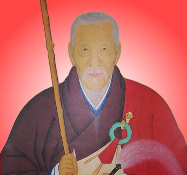 宗祖 隠元禅師